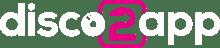 disco2app Logo